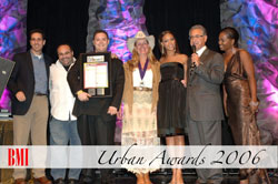 Click here for more info on the BMI Urban Awards 2006!